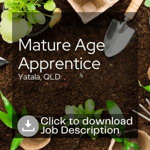Mature Age Apprentice